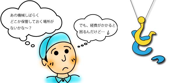 東大阪 貸し倉庫